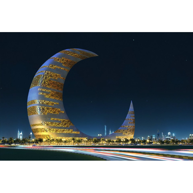 Crescent Moon Tower